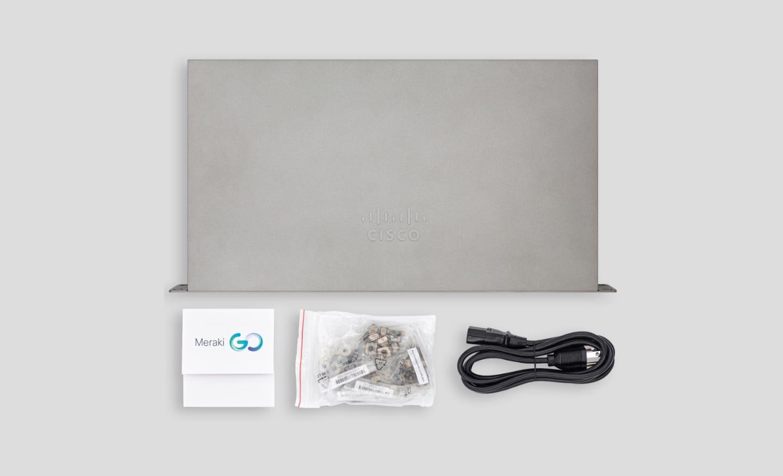 Meraki Go 24 Port POE Network Switch