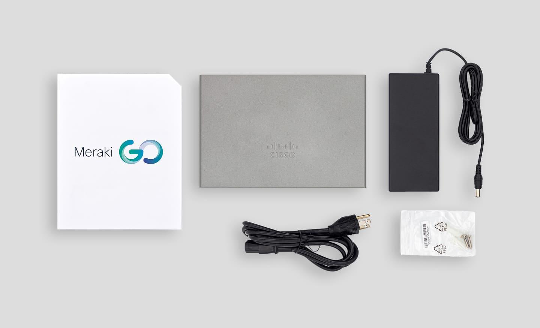 Meraki Go 8 Port POE Network Switch